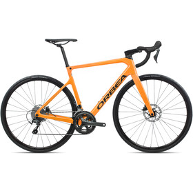 Orbea Orca M40 amber orange/black